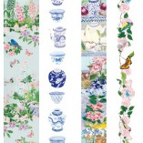Gabby Malpas washi tape set of 4 designs