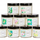 Jars Loobylou candles 9 scents for longevity