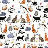 Catisfaction pattern repeat