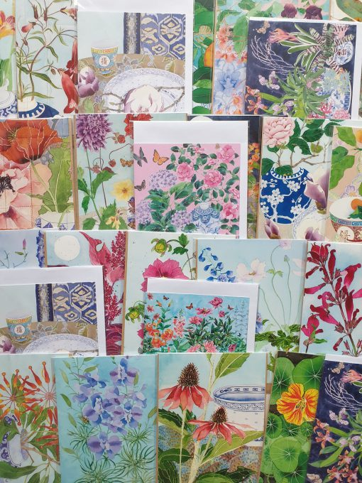 assorted blank art cards by Gabby Malpas